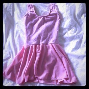 Little girls Ballet Leotard